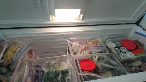 20 cubic foot chest freezer
