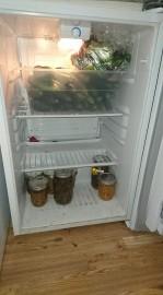 """""""fridge only"""" mini-fridge for backstock"""